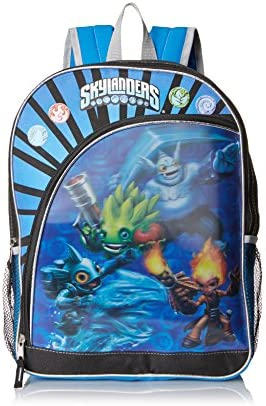 Skylanders Kid's Ready To Fight 16-Inch Backpack