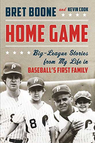 Home Game: Big-League Stories from My Life in Baseball's First Family (Life Of A Minor League Baseball Player)