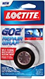 Loctite Go2 Clear Repair Wrap 1-Inch by 7.5-Foot Roll (1872161)