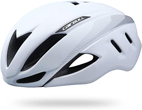 Gbike Casco para Bicicleta Speedaero, Aerodinámica Safety TT ...