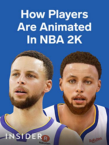 How NBA 2K Makes Basketball Players Look Real In Video Games (Best Basketball Game Ps4)