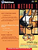 Guitar Method 1 Book with 2 CDs, Peter Vogl, 1893907813