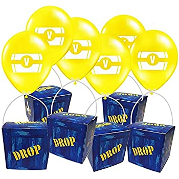 Amazon com: Merchant Medley 12 Piece Loot Drop Box Birthday