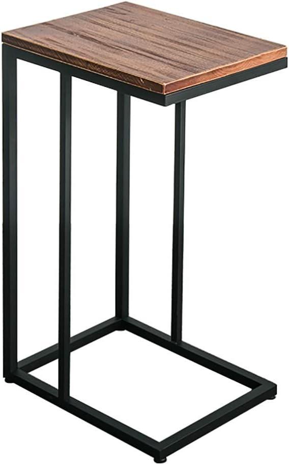 Mesa auxiliar Mesa para Portátil con Extremo Lateral para Sofá, Sala de Estar de Madera de Pino, 40 × 32 × 68 cm (Size : 40×32×68cm): Amazon.es: Hogar