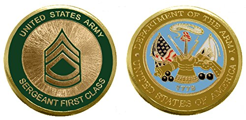 Army ENLISTED RANKS - Sergeant First Class