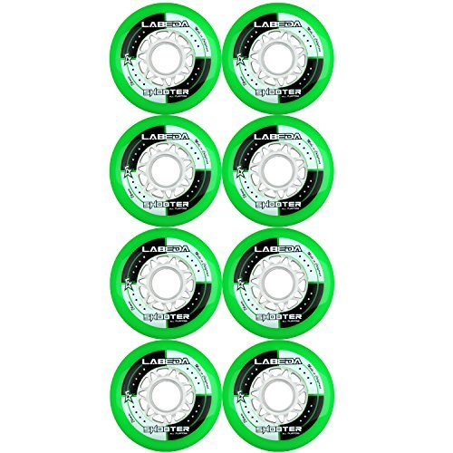 Labeda Shooter 83a Wheels (8 Pack) - 76MM by Labeda