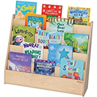 Wood Designs Book Display Stand - Natural