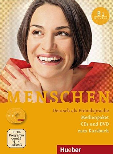 Menschen: Audio-CDs (3) & DVD-Rom zum Kursbuch B1 pdf