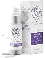 Amaira Vaginal Tightening – Shrink, Moisturizer, Tight Gel for Women – Works in Minutes - Manjakani Extract Formula - Safe & Discreet Alternative to Pills & Cream for Women