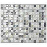 Smart Tiles Minimo Noche 3D Gel-Otm Carrelage Adhésif
