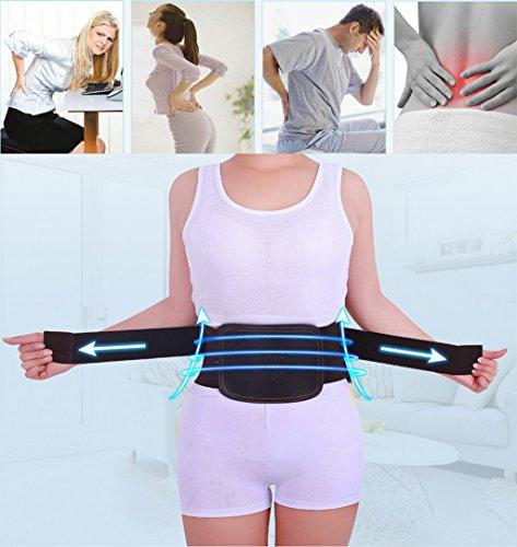 s Uomini Disco Vita Trimmer E Supporto Home Vita Per Medico Donne Cintura Lombare Ernia ZO6Ivvnq