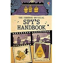The Usborne Official Spy's Handbook: For tablet devices (Usborne Handbooks)
