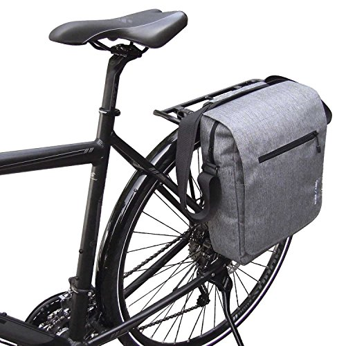 KLICKfix Farradtasche Smart Bag Gt Grau, 0264GR