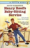 Henry Reed's Babysitting Service (Puffin Book)