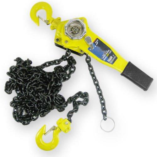 ESKALEX>>Chain Hoists 3/4 Ton 5' Foot Lift, Chain Dia 1/4