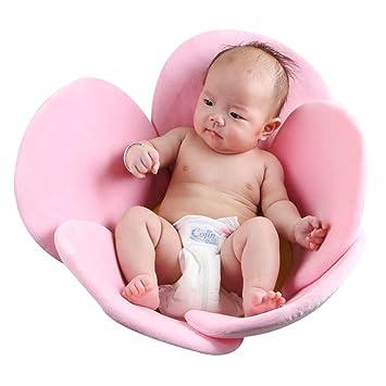 Amazon Com Spring Fever Flower Baby Shower Folding Bathtub Bath
