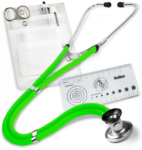 - Prestige Medical Sprague Rappaport Nurse Kit, Neon Green