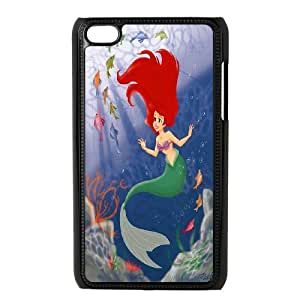 Popular The Little Mermaid - Princess Ariel Productive Back Phone Case FOR IPod Touch 4th -Style-9