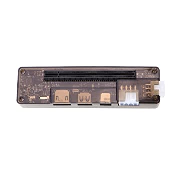 Cewaal Mini PCI-E V8.4D EXP GDC Tarjeta gráfica Externa de ...