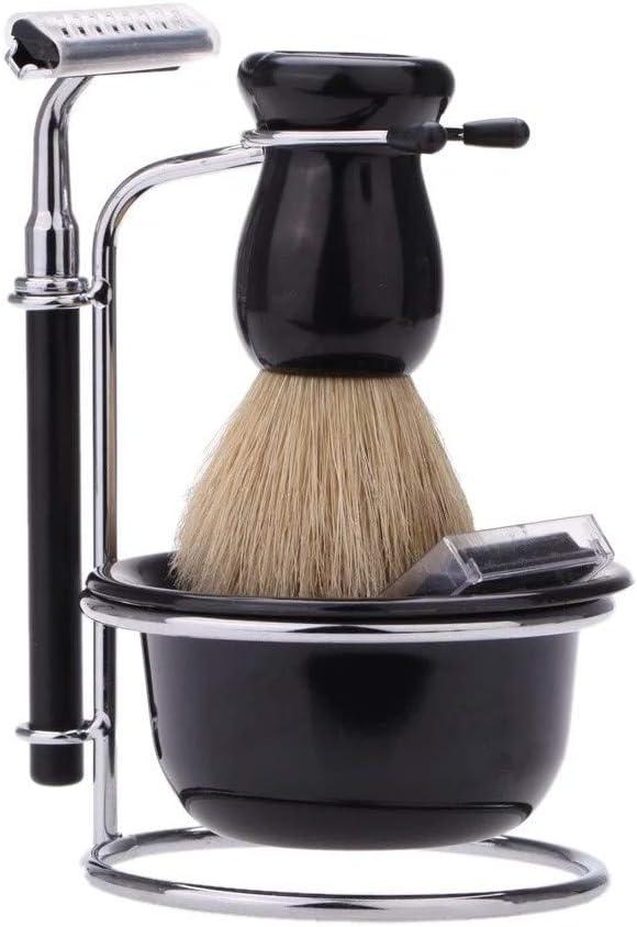 Cepillo De Barba Brocha De Afeitar Brocha De Afeitar Desechable ...