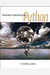 Introduction to Programming Using Python Paperback
