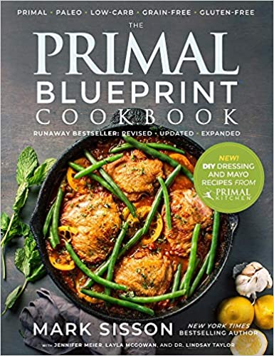 The primal blueprint cookbook jennifer meier mark sisson the primal blueprint cookbook 2nd edition malvernweather Images