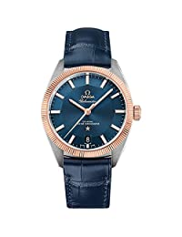OMEGA MEN'S CONSTELLATION BLUE STEEL CASE AUTOMATIC WATCH 130.23.39.21.03.001