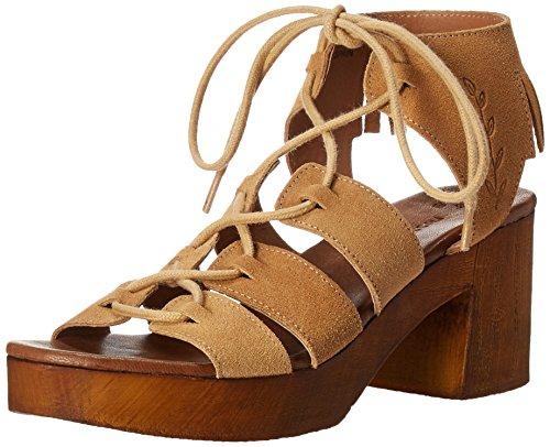 Musse & Cloud Women's Joe Heeled Sandal Cue