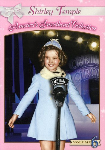 Shirley Temple: America's Sweetheart Collection, Vol. 6 (Stowaway / Wee Willie Winkie / Young People)