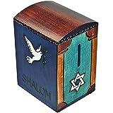 Shalom Dove Tzedakah Keepsake Box Piggy Bank Judaica...