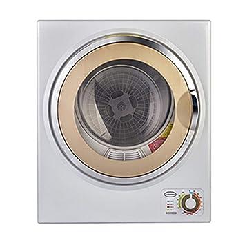 Secadora de ropa MMM Secadora doméstica pequeña pequeña Alta Capacidad protección UV esterilización Secado rápido Secadora Secadora de Seguridad (Color ...