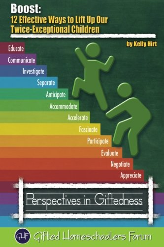 Boost: 12 Effective Ways to Lift Up Our Twice-Exceptional Children (Perspectives) (Volume 11)