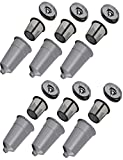 kitchen aid blender architect - Coffee & Tea Makers Coffee SIX (6) Replacements for My K-Cup Keurig Reusable Coffee Filter Brand New