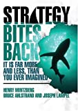 img - for Strategy Bites Back: It Is Far More, and Less, than You Ever Imagined by Henry Mintzberg (2005-04-24) book / textbook / text book