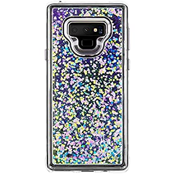 official photos aeb99 85516 Case-Mate - Note 9 Case - Glow Waterfall - Galaxy Note 9 Case - Purple Glow