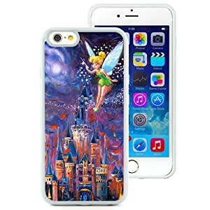 Lovely And Popular Designed Case For iPhone 6 4.7 Inch TPU With TinkerBell 1 (2) Phone Case
