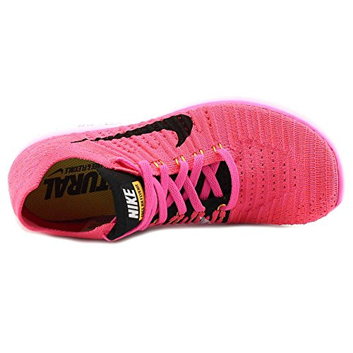 Femme Orange Laser Rose Hyper de Entrainement Chaussures Noir RN Rose NIKE WMNS Flyknit Free Running Punch Explosion 6nq8nO41T