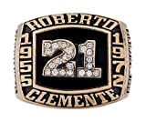 Roberto Clemente Official Balfour Career Ring, Limited Edition