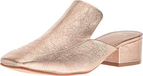 Metallic Marc Toe Slide Fisher Platino Womens Sandals Square lailey Rock Casual Fabric vqvfwrX