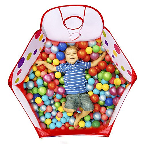 Mudder Kids Ball Pit Playpen Toddler Play Tent Sea Ball