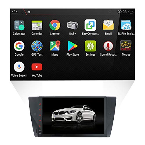 "9"" Android 7.1 Automotive Head Unit with in-Dash Navigatio"