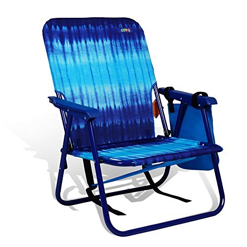 Ostrich Deluxe (Beach & Camping and Tailgating Steel Backpack Folding Chair 10