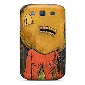 Protector Hard Phone Case For Samsung Galaxy S3 With Custom Nice Alex Pardee Pictures JoanneOickle