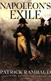 Napoleon's Exile by Patrick Rambaud front cover