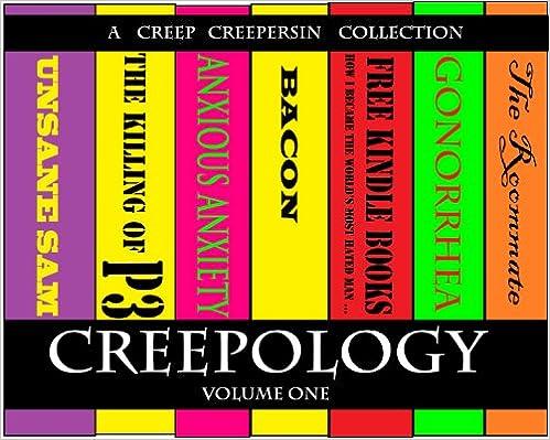 Rapidshare laste ned lydbøker Creepology Volume 1 på norsk PDF iBook PDB