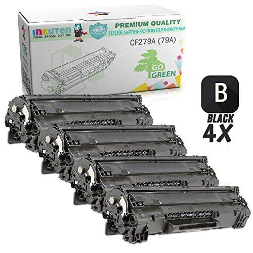 INKUTEN Compatible Toner Cartridge Replacement Set For HP...