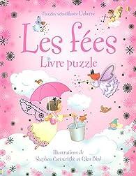 Les fées : Livre puzzle par Fiona Watt