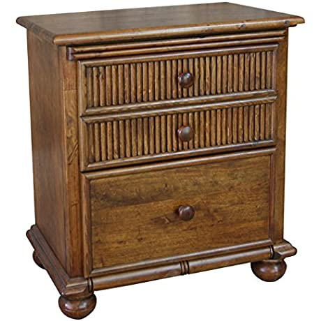 Night Stand With Doors 663058
