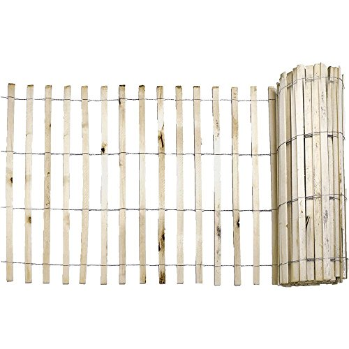 1/4 in. x 4 ft. x 50 ft. Natural Wood Snow Fence ()