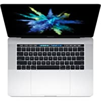 Apple MPTU2E/A Portátil MacBook Pro 15 TB I7Qc 2.3 GHz, 16 GB, 256 GB Disco Duro Solido (SSD) Radeon Pro 555 2 GB, Color Plata